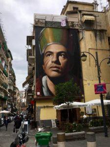 Naples italian cities