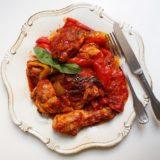 Pollo con Pepperoni Recipe: Traditional Meat Dish in Roman Cuisine