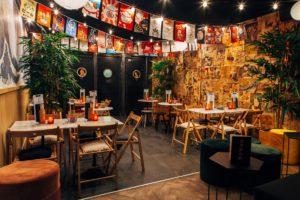 romantic restaurant amsterdam