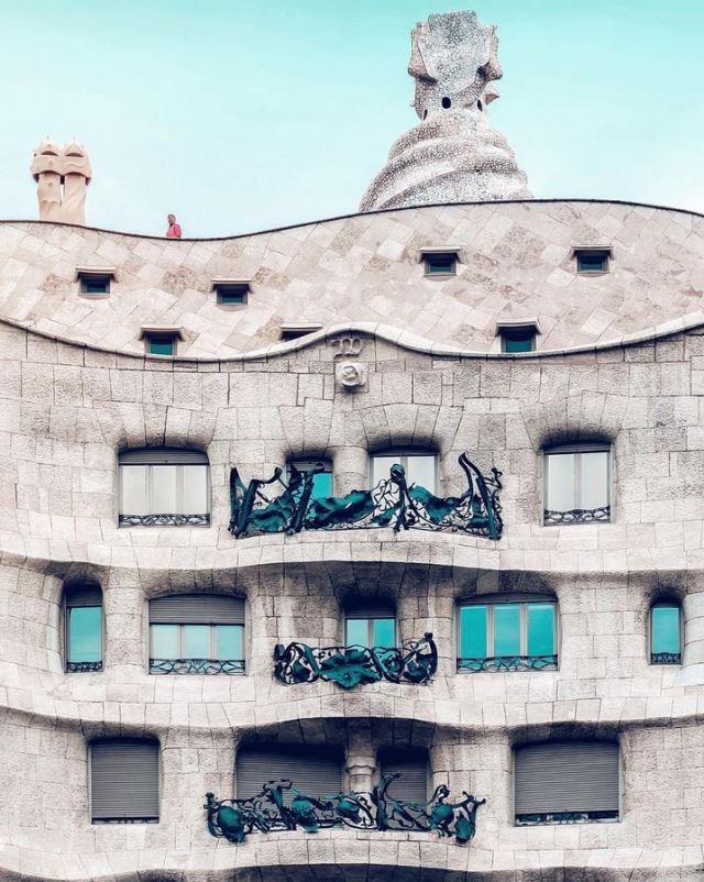 Barcelona - Nicanor Garcia