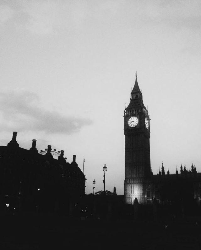 London - one last midnight
