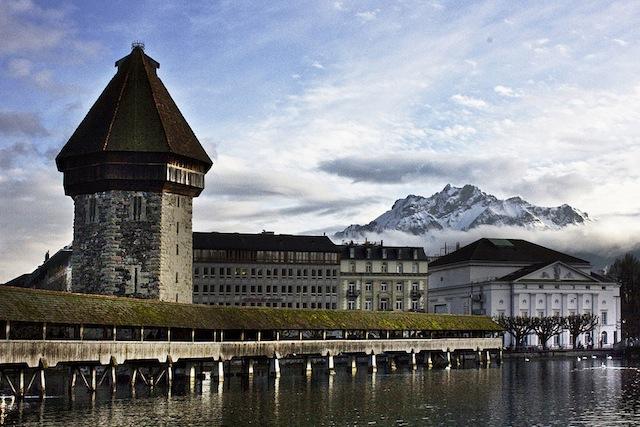 Lucerne - Old Town