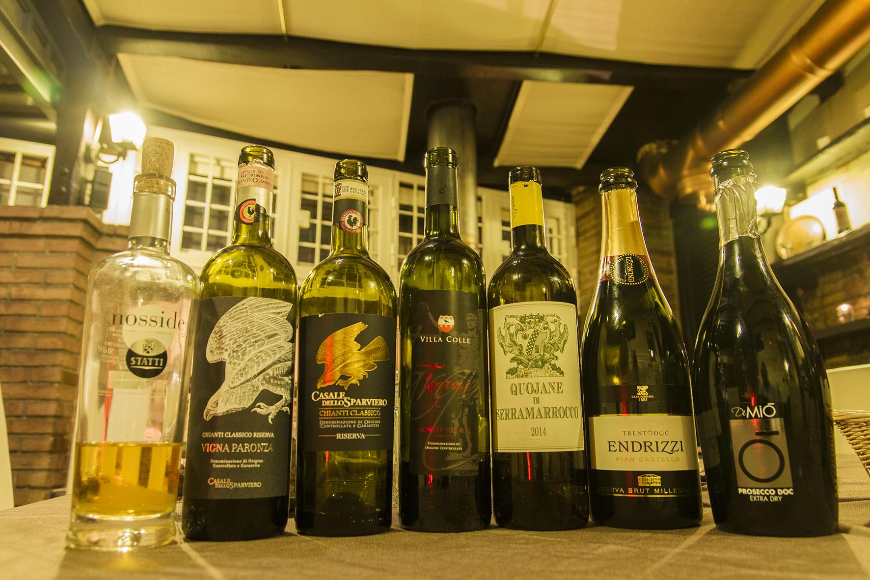 Lazio wines