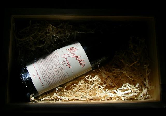 Penfolds Grange - Australian wine