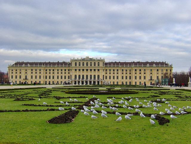 Vienna Schonbrunn