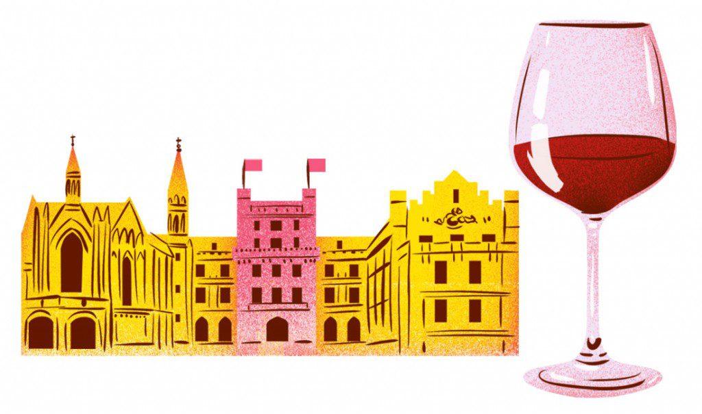 Moravian Wine - Best Czech Foods