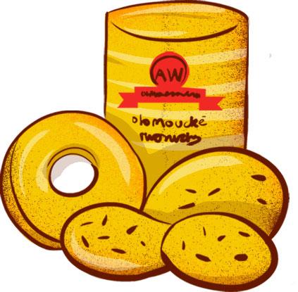 Olomouc cheese - Best Czech Foods