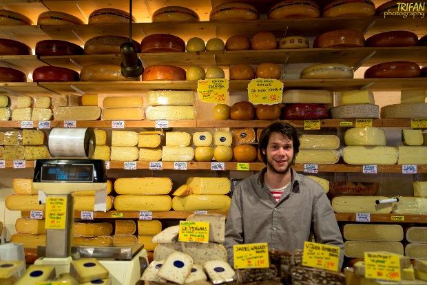 Kaaskamer Amsterdam cheese shop