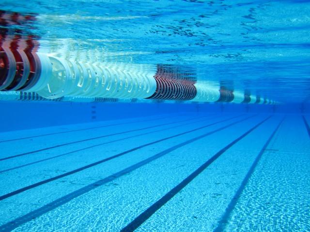 Amsterdam city swimming pool