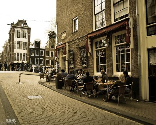 Amsterdam food blogs