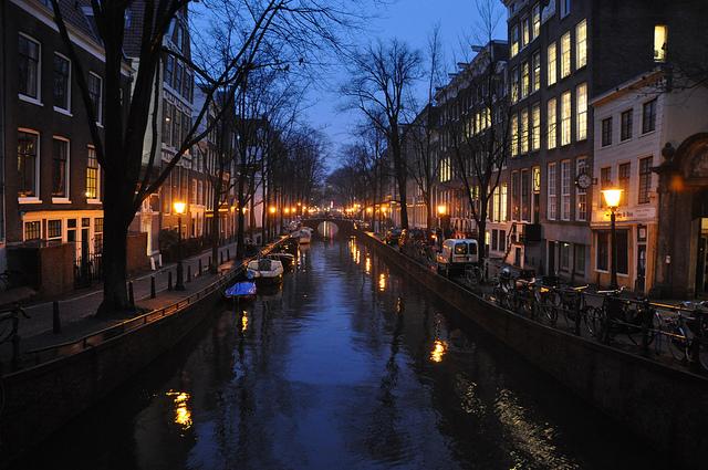 Amsterdam romantic canal cruises