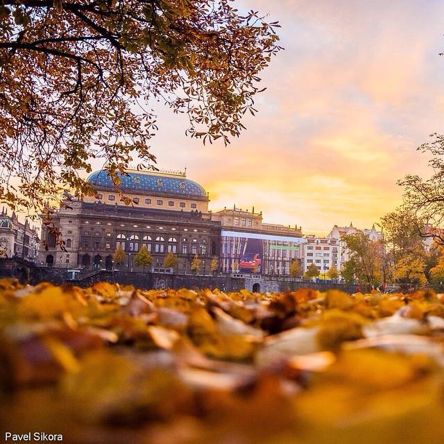 Around Prague Instagram