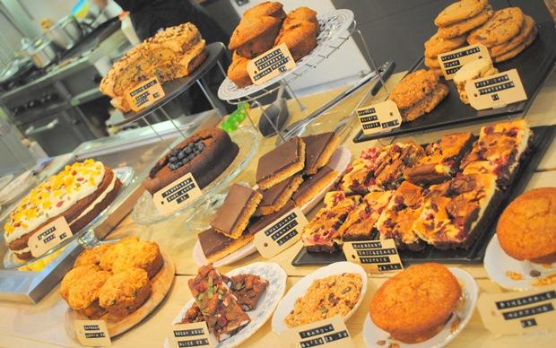 Bakers & Roasters cakes - Amsterdam