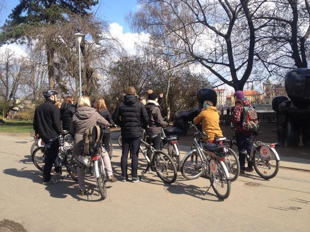 Bike tour - Prague