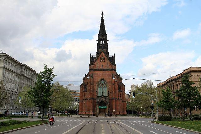 Brno Red Church
