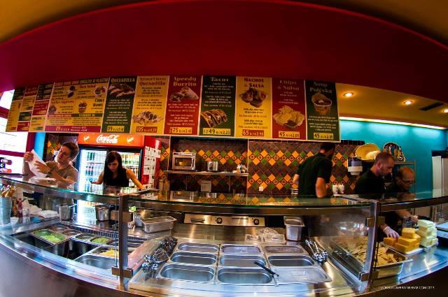 Burrito Loco - Mexican restaurant - Prague
