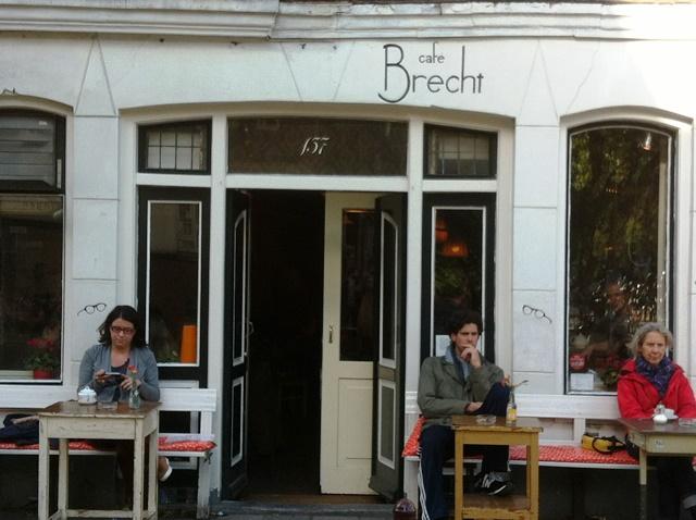 Cafe Brecht Amsterdam