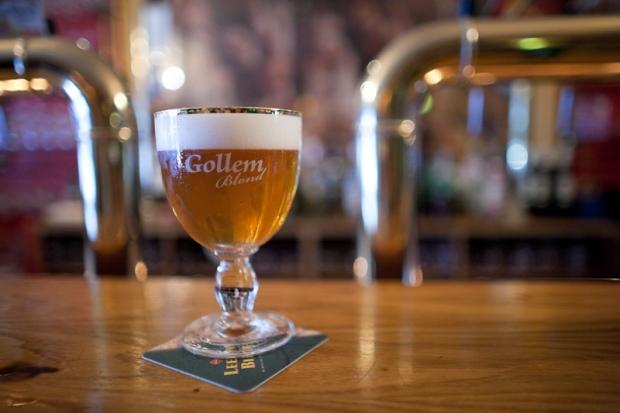 Cafe Gollem Amsterdam