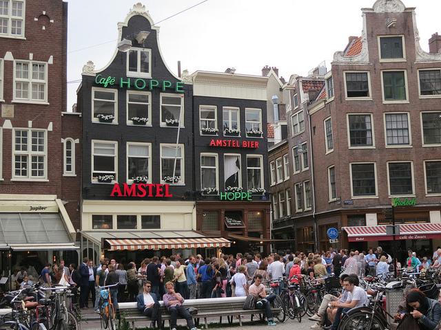 Cafe Hoppe Amsterdam