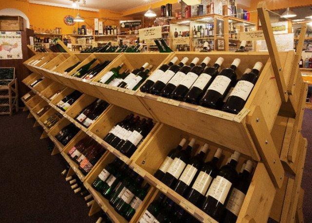 Cellarius - wine bar - prague