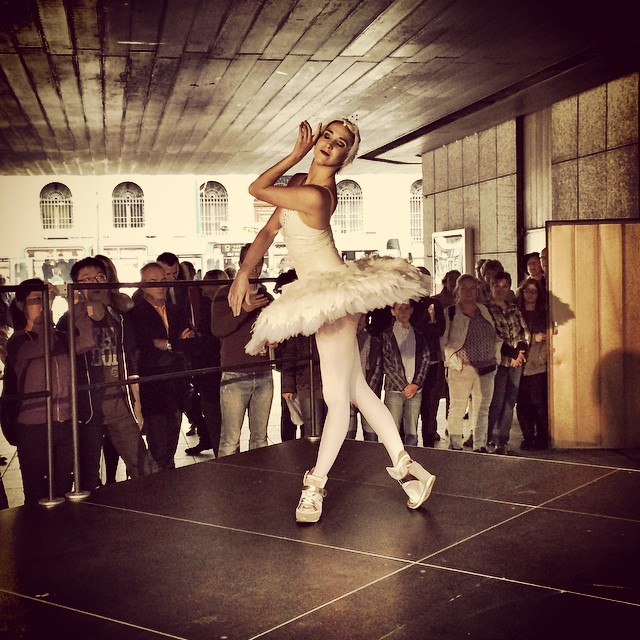 Czech National Ballet Instagram