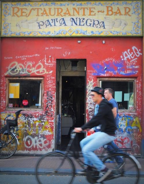 Pata Negra Amsterdam