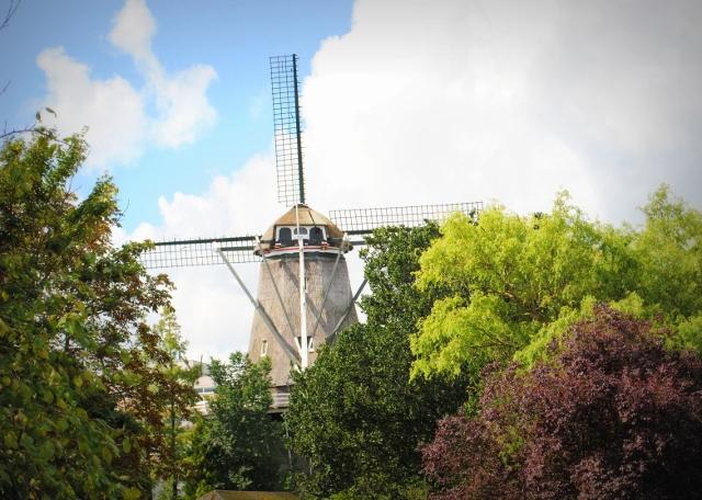 De Bloem windmill Amsterdam