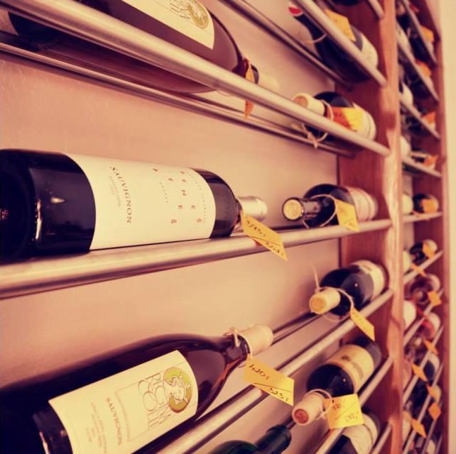 Den Noc - wine bar - prague