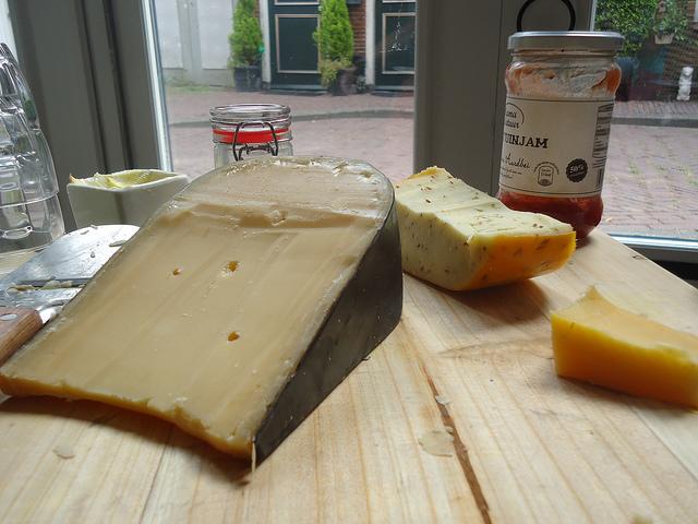 Dutch cheese Amsterdam