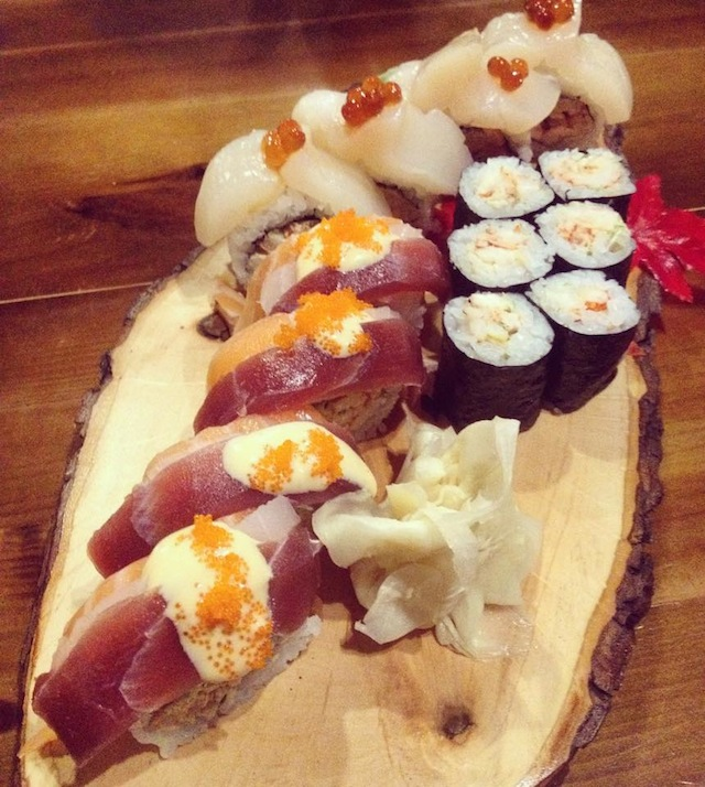 Engawa Sushi - Prague