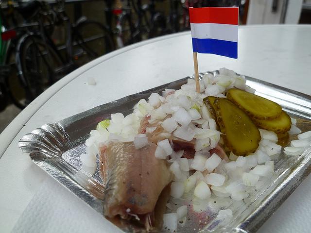 Herring Amsterdam