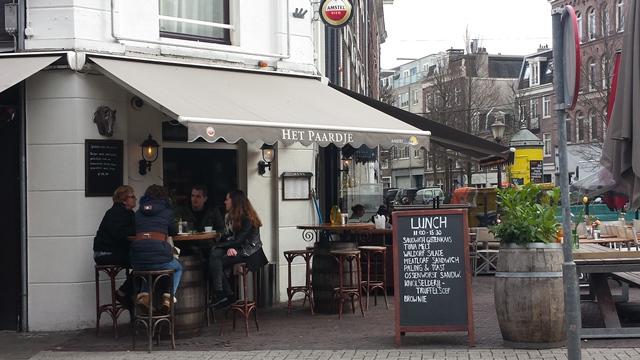 Het Paardje cafe Amsterdam