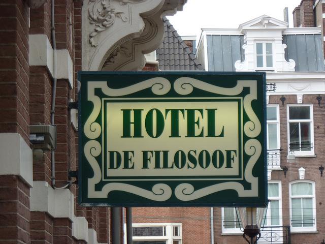 Hotel de Filosoof - Amsterdam
