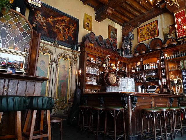 In 't Aepjen cafe Amsterdam