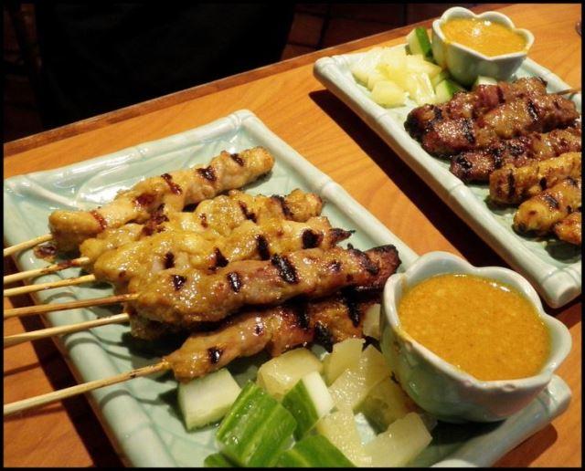 Indonesian food amsterdam