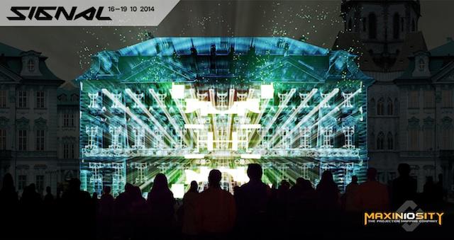 Kinsky Palace - Signal Festival