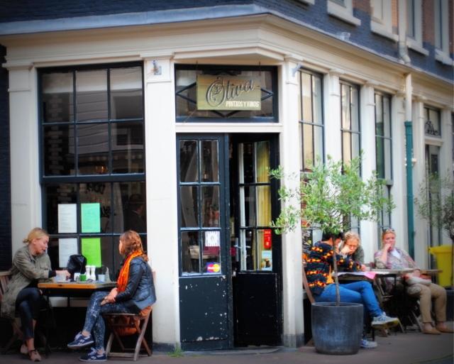 La Oliva - pintxos bar - Amsterdam