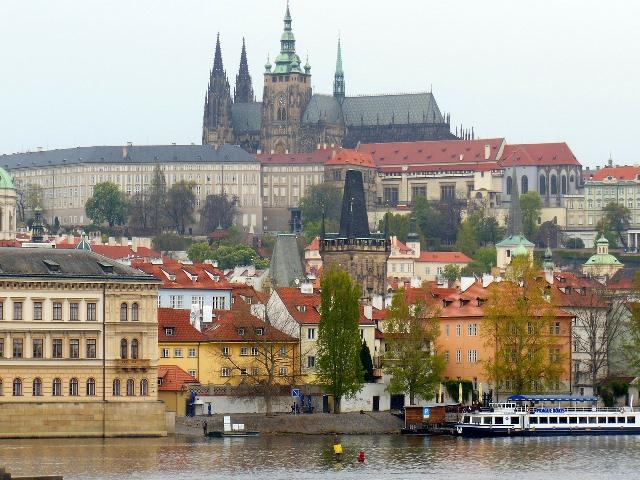Miluju Prahu - Eating Prague