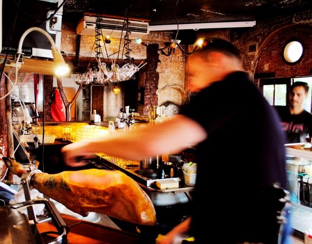 Pata Negra - tapas bar Amsterdam