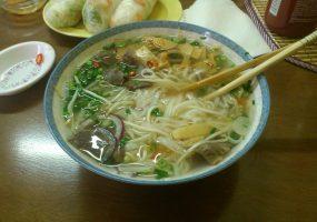 Experiencing Vietnamese Food in Prague