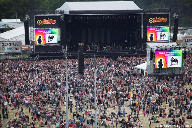 Pinkpop festival netherlands