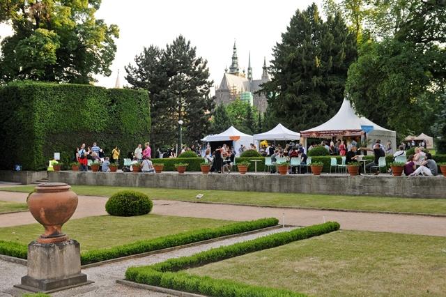 Prague Food Festival at Prague Castle