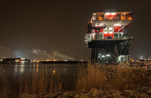REM Eiland Amsterdam