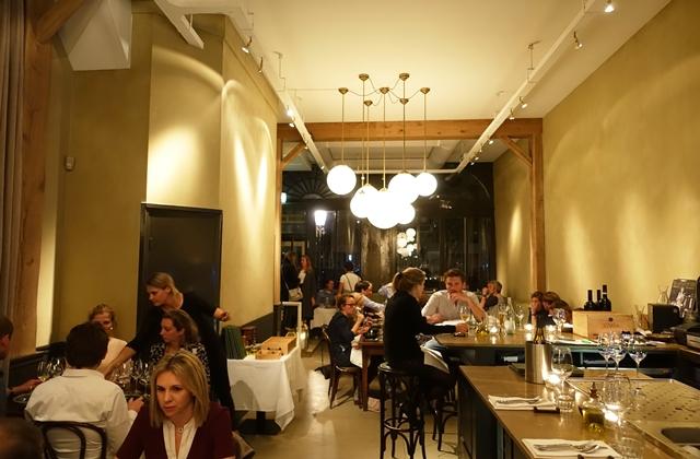 dinner in amsterdam - Restaurant Breda