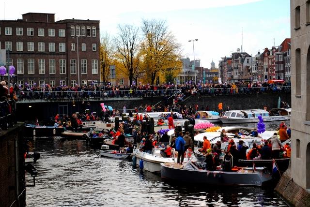 Sinterklaas Maritime Museum Amsterdam
