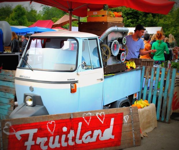 Food trucks Amsterdam