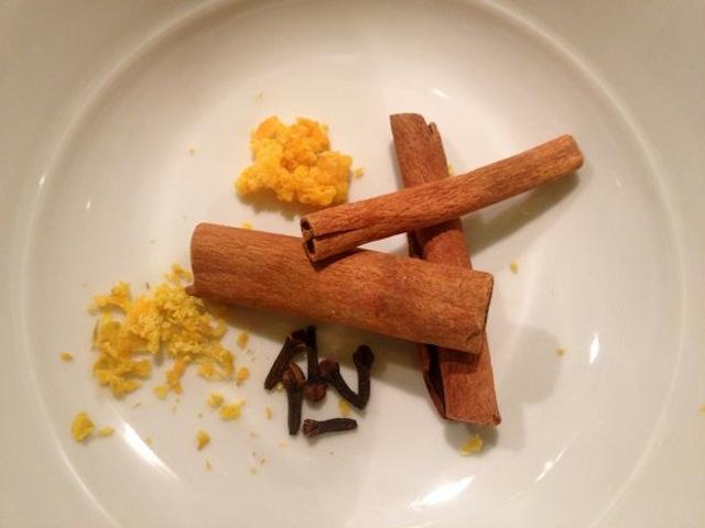 Svarak recipe spices
