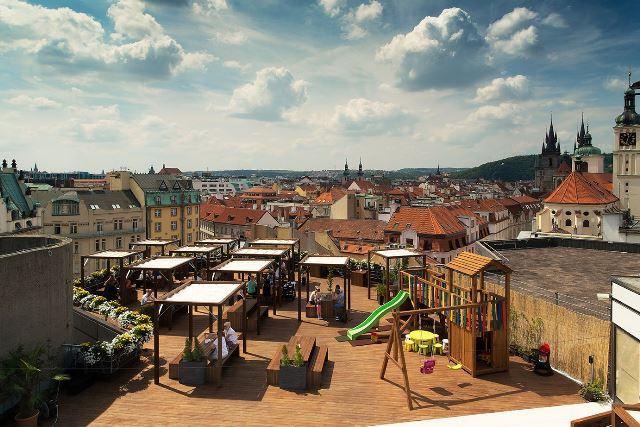 T-anker Prague