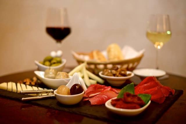 Tempo Allegro - wine bar - prague