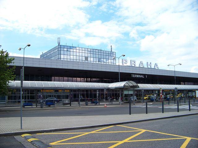 Prague's Vaclav Havel Airport